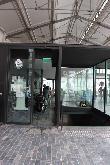 imagen de Entrada accesible a oficina de turismo de Gante