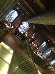 imagen de Pasarelas iluminadas en el interior del Belga Queen
