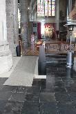 imagen de Rampa de acceso al altar mayor