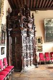 imagen de Puerta labrada en madera