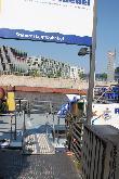 imagen de Rampa portátil de acceso al barco