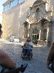imagen de Guía turística especializada en rutas accesibles en Logroño