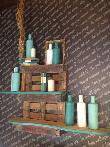 imagen de Detalles en la pared del Bar accesible Casa Fau de Ejea de los Caballeros
