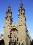 imagen de Iglesia Santa María La Redonda, Logroño. Foto http://www.laredonda.org/