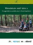 imagen de senderismo accesible en Flandes oriental. Foto facilitada por Accessible Travel Info Point Inclusive Tourism.