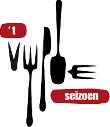 image of Logotipo del restaurante t Vijfde Seizoen, Aalter. Foto www.tvijfdeseizoen.com