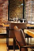 imagen de Comedor accesible del restaurante  t Vijfde Seizoen, Aalter. Foto www.tvijfdeseizoen.com