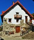 imagen de Exterior casa rural Eneloizar en Navarra.