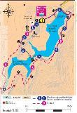 imagen de Plano del sendero de Leurtza.
