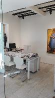 imagen de Oficina de información accesible del museo.