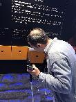 imagen de Elemento expositivo con el que se puede interactuar.