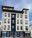 image of Vista exterior de la hospederíal.