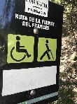 imagen de Rutas accesibles.