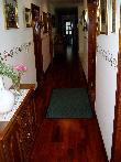 imagen de Pasillo en el interior del hotel Leku Eder