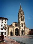 image of Exterior de la catedral de Oviedo. Foto http://catedraldeoviedo.com/