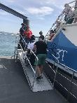 imagen de Rampa para acceder al barco.